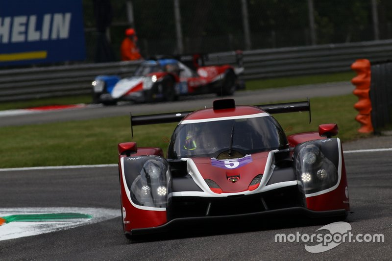 #5 360 Racing Ligier JS P3 Nissan: John Corbett, Andreas Laskaratos, James Winslow
