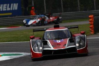 #5 360 Racing Ligier JS P3 Nissan: John Corbett, Andreas Laskaratos, James Winslow