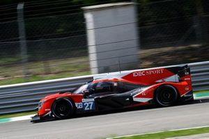 #27 IDEC Sport Ligier JSP217 Gibson: Patrice Lafargue, Erik Maris, Stéphane Adler