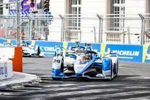 Antonio Felix da Costa, BMW I Andretti Motorsports, BMW iFE.18, Alex Lynn, Panasonic Jaguar Racing, Jaguar I-Type 3