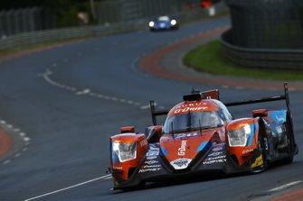#26 G-Drive Racing Oreca 07: Роман Русинов, Йоб ван Эйтерт и Жан-Эрик Вернь