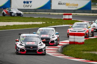 Néstor Girolami, ALL-INKL.COM Münnich Motorsport Honda Civic Type R TCR, Esteban Guerrieri, ALL-INKL.COM Münnich Motorsport Honda Civic Type R TCR