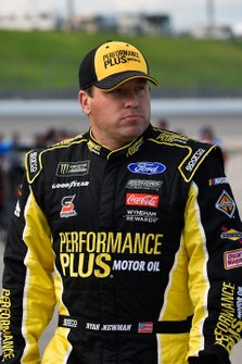Ryan Newman, Roush Fenway Racing, Ford Mustang Performance Plus Motor Oil