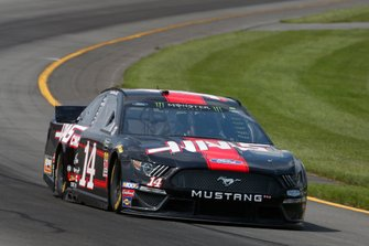 Clint Bowyer, Stewart-Haas Racing, Ford Mustang Haas Automation