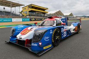 Автомобиль Ligier JSP217 Gibson (№23) команды Panis-Barthez Competition