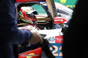 #22 United Autsports Ligier JSP217: Filipe Albuquerque