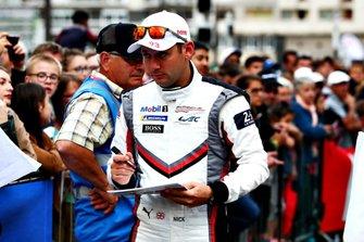 #93 Porsche GT Team, Porsche 911 RSR: Nick Tandy