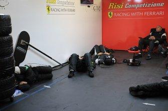 Risi Competizione members