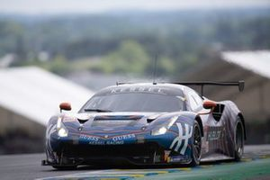 #60 Kessel Racing, Ferrari 488 GTE: Claudio Schiavoni, Sergio Pianezzola, Andrea Piccini
