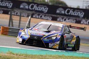 #19 Team WedsSport Bandoh Lexus LC500: Yuji Kunimoto, Sho Tsuboi