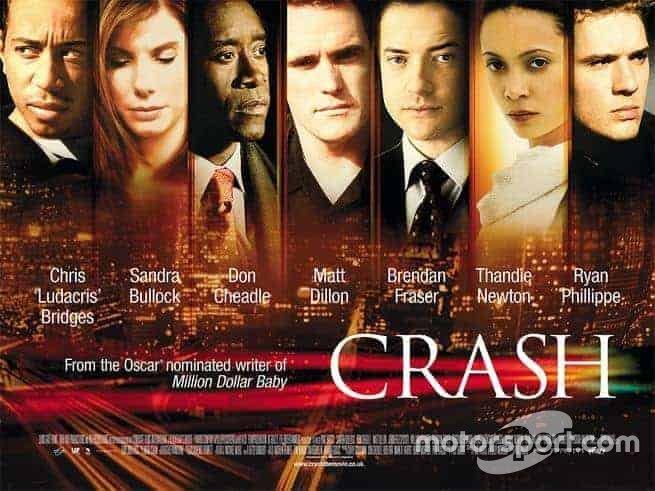 """""""Crash - No Limite"""" ganhou o Oscar de melhor filme"""