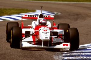 David Coulthard, McLaren MP4/11B Mercedes