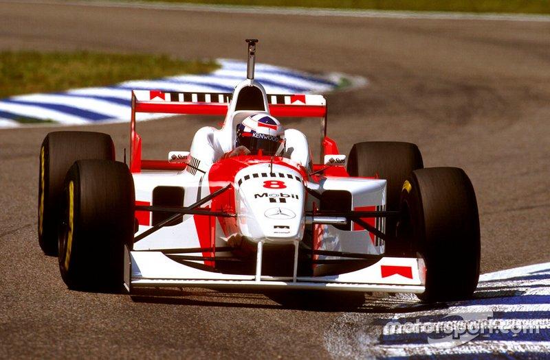 マクラーレンMP4/11B(1996年ドイツGP)