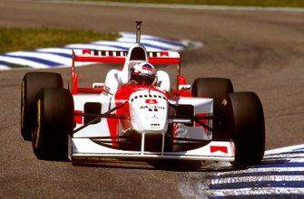David Coulthard, McLaren MP4/11B Mercedes