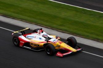 Takuma Sato, Rahal Letterman Lanigan Racing Honda Phillip Abbott