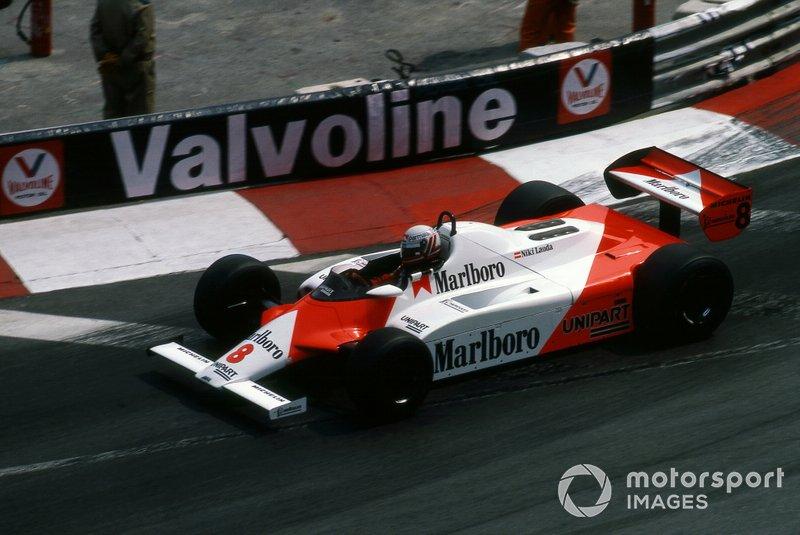 1983, McLaren MP4B