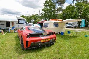 Ambiente de camping