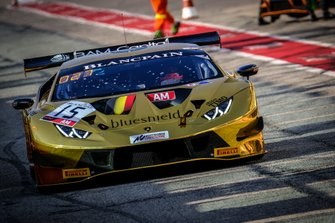 #15 Boutsen Ginion Lamborghini Huracan GT3 Evo: Claude-Yves Gosselin, Pierre Feligioni