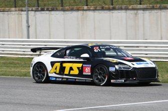 Stefano Comini, Audi R8 LMS Cup