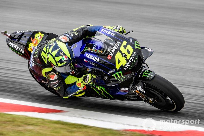 #46 Valentino Rossi, Yamaha Factory Racing, confirmado para 2020