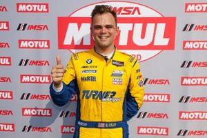 Pole Award winner #96 Turner Motorsport BMW M6 GT3, GTD: Robby Foley