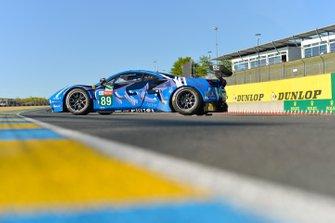 #89 Risi Competizione Ferrari 488 GTE EVO