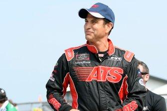David Starr, Means Motorsports, Chevrolet Camaro GeorgesToolRental.com/ATS/Whataburger
