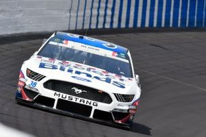 David Ragan, Front Row Motorsports, Ford Mustang Select Blinds