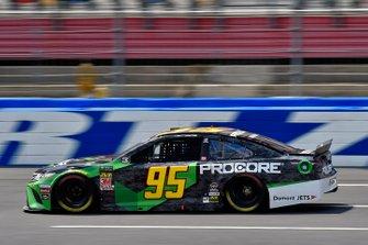 Matt DiBenedetto, Leavine Family Racing, Toyota Camry Procore Safety Qualified