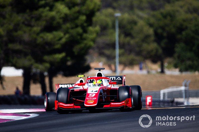 Mick Schumacher, Prema Racing, Sean Gelael, Prema Racing