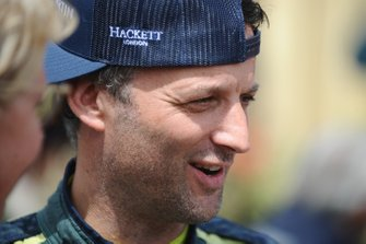 Darren Turner, Aston Martin Racing