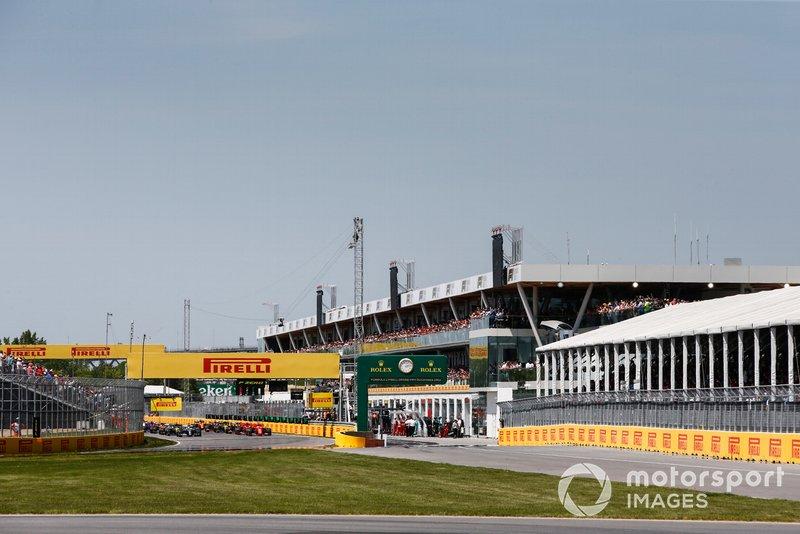 La F1 también aplazó, sin fecha, el GP de Canadá, programado para el 14 de junio y que iba a ser el inicio de la temporada tras aplazar o cancelar las ocho citas anteriores
