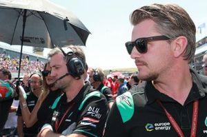 Руководитель команды Petronas Yamaha SRT Йохан Стигефельт