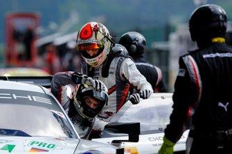 #91 Porsche GT Team Porsche 911 RSR: Richard Lietz, Gianmaria Bruni
