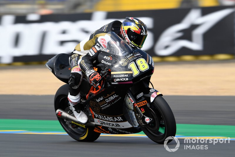 Xavier Cardelus, Angel Nieto Team, French Moto2 2019