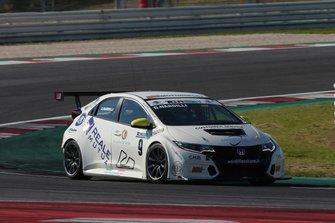 Davide Nardilli, MM Motorsport, Honda Civic TCR
