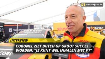 Tom Coronel over Grand Prix van Nederland in Zandvoort 2020.