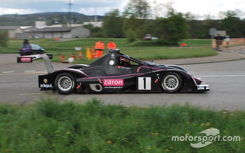 Lukas Eugster, Ligier JS53 Evo 2 Caron, ACS