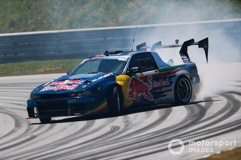 Demostración de Red Bull Drift Brothers