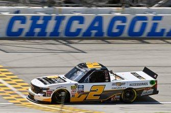 Sheldon Creed, GMS Racing, Chevrolet Silverado Chevrolet Accessories