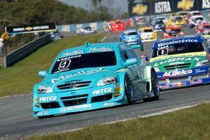 Em 2005, Giuliano Losacco sagrou-se bicampeão da Stock Car