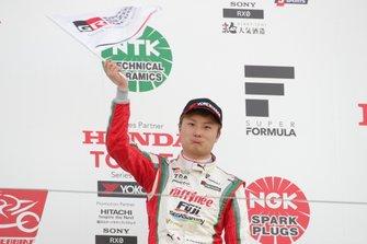 Kenta Yamashita(KONDO RACING)