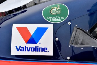 William Byron, Hendrick Motorsports, Chevrolet Camaro Axalta Charlotte Strong decal