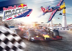 Red Bull RACE DAY, plakat