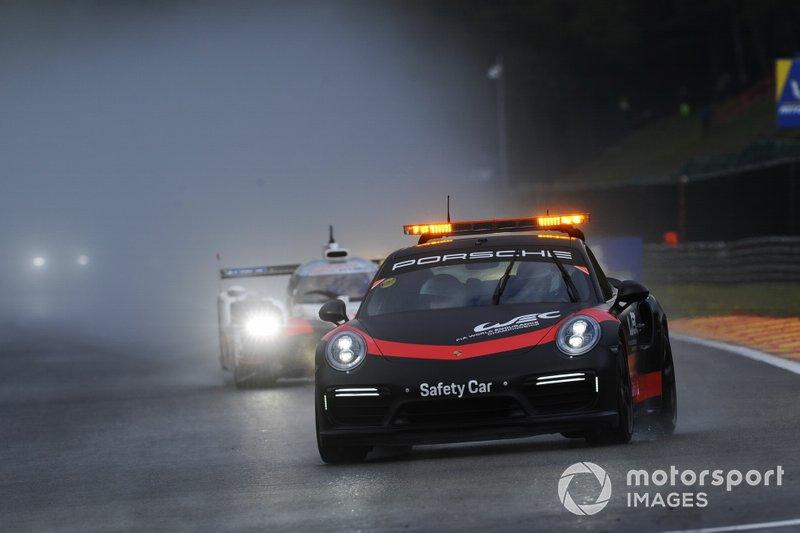 Porsche Safety Car