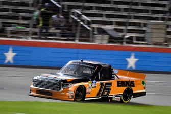 Austin Hill, Hattori Racing Enterprises, Toyota Tundra Ennis Steel