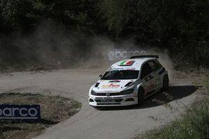 Salvatore Riolo, Maurizio Marin, CST Sport, Volkswagen Polo GTI R5