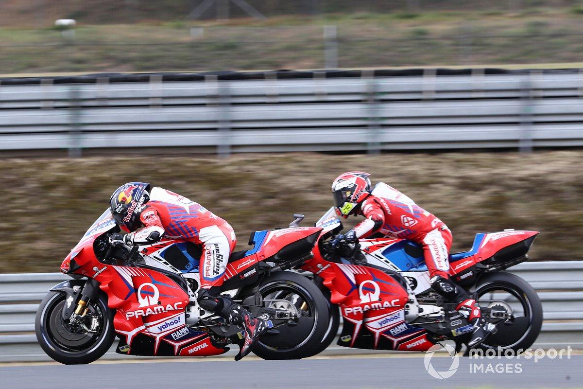 Johann Zarco, Pramac Racing, Tito Rabat, Pramac Racing