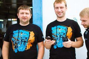 Братья Вороновы, Carville Racing