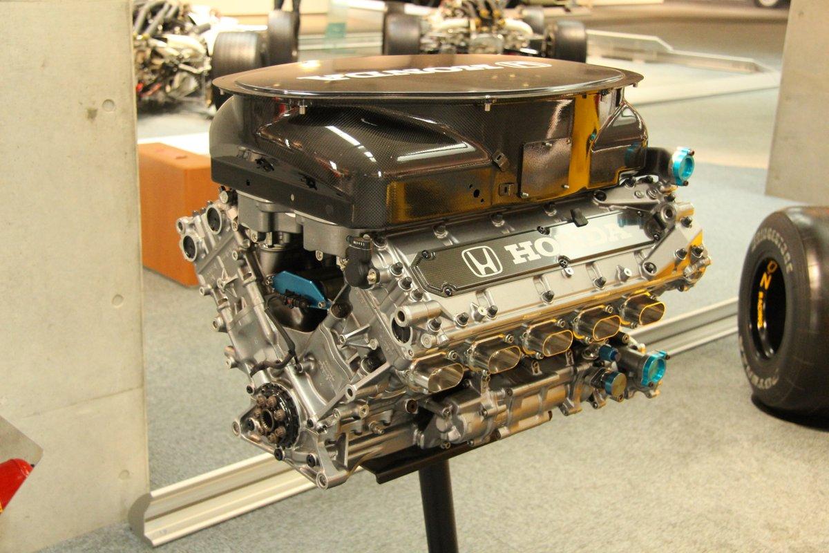 2000 Honda V10 Formula 1 Engine Type RA000E for BAR 002